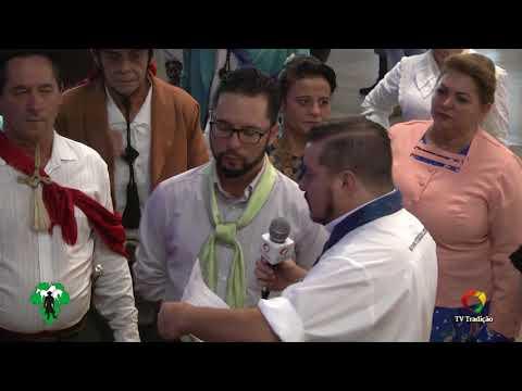 Entrevista: CTG Paixão Côrtes - Festival do CTG Campo dos Bugres - Veterana - Fegadan