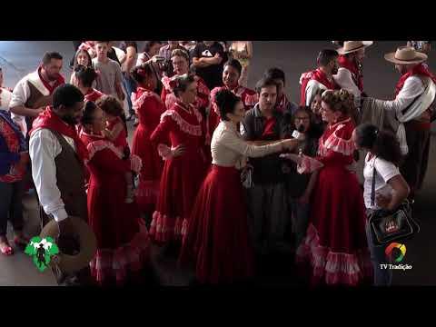 Entrevista:  CTG Rincão da Carolina - Festival do CTG Campo dos Bugres - Veterana - Enart