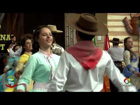 CTG Os Carreteiros - Juvenil - 1º Rodeio de Abdon Batista - Sábado