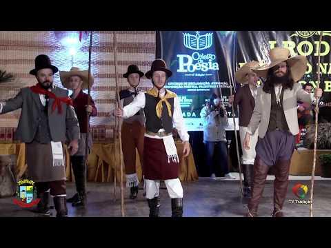 CTG Vaqueanos do Oeste - Danças Birivas - 1º Rodeio de Abdon Batista - Sábado