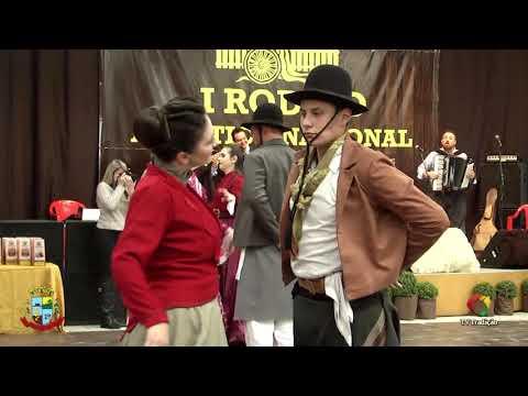 CTG Juca Ruivo  - Adulta - 1º Rodeio de Abdon Batista - Domingo