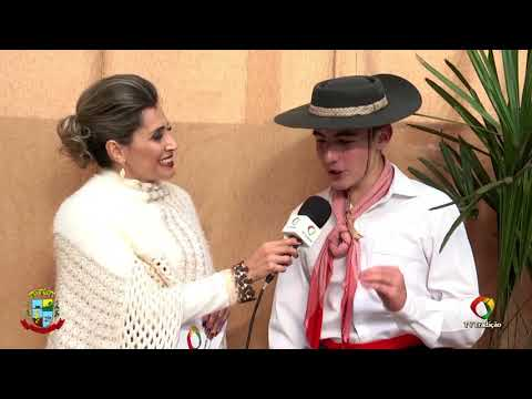 Entrevista: CTG Porteira Aberta - 1º Rodeio Artístico Nacional de Abdon Batista - Sábado
