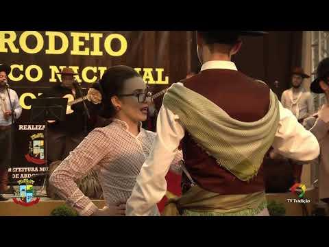 CTG Galpão da Tradição - Adulta - 1º Rodeio de Abdon Batista - Domingo