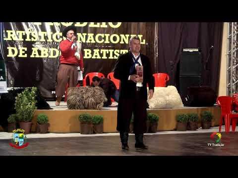 Resultado - 1º Rodeio de Abdon Batista - Sábado
