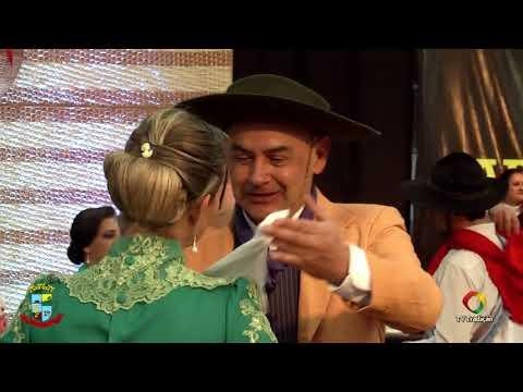 CTG Barbicacho Colorado - Adulta - 1º Rodeio de Abdon Batista - Domingo