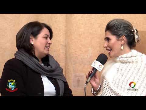 Entrevista: CTG Anita Garibaldi - 1º Rodeio Artístico Nacional de Abdon Batista - Sábado