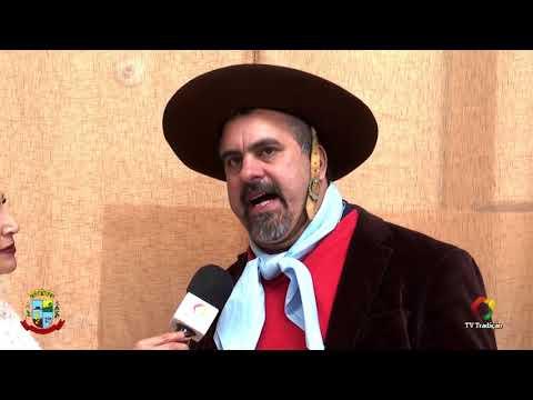 Entrevista: Pedro Junior Lemos da Fontoura - 1º Rodeio Artístico Nacional de Abdon Batista - Sábado