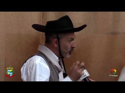 Entrevista: CTG Vaqueanos do Oeste - 1º Rodeio Artístico Nacional de Abdon Batista - Sábado