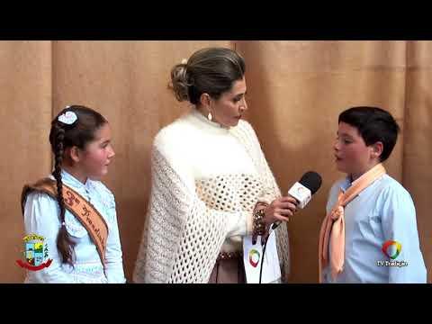Entrevista: CTG Os Carreteiros - 1º Rodeio Artístico Nacional de Abdon Batista - Sábado