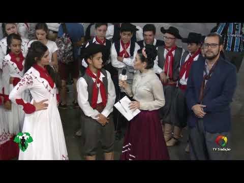 Entrevista: CTG Herdeiros da Tradição - Festival do CTG Campo dos Bugres - Juvenil - Enart
