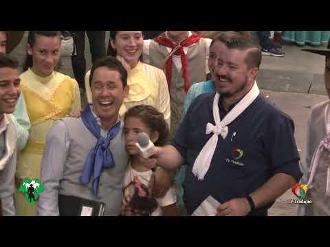 Entrevista: CTG Porteira da Serra - Festival do CTG Campo dos Bugres - Fegadan - Juvenil