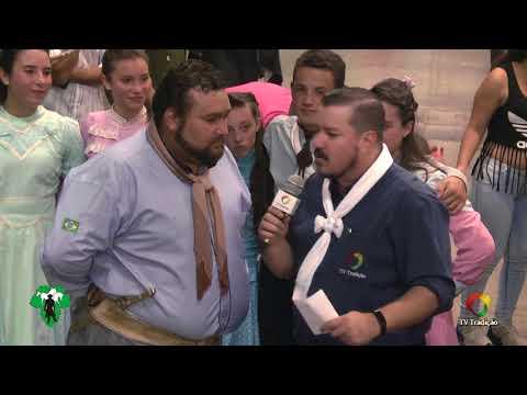 Entrevista: CTG Estancieiros do Laço - Festival do CTG Campo dos Bugres - Fegadan - Juvenil