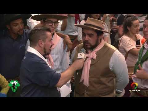 Entrevista: CTG Laço da Amizade - Festival do CTG Campo dos Bugres - Fegadan - Juvenil