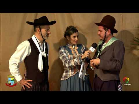 Entrevista: CTG Imigrantes e Tradição - 1º Rodeio de Abdon Batista - Domingo