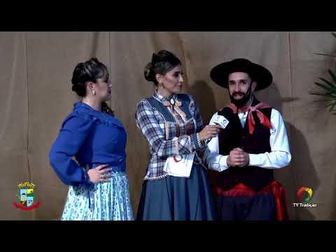 Entrevista: CTG Aruá - 1º Rodeio de Abdon Batista - Domingo