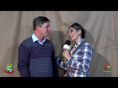 Entrevista: Telmo Gerent - 1º Rodeio de Abdon Batista - Domingo
