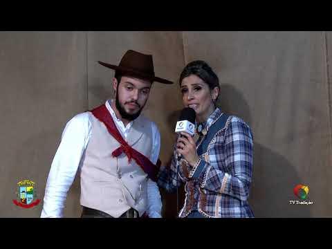 Entrevista: CTG Galpão da Tradição - 1º Rodeio de Abdon Batista - Domingo