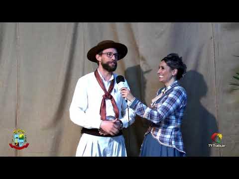 Entrevista: Giovani Primieri - 1º Rodeio de Abdon Batista - Domingo