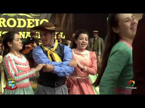 CTG Indio Condá - Juvenil - 1º Rodeio de Abdon Batista - Sábado