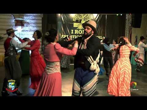 Grupo de Arte e Cultura Ilha Xucra - Adulta - 1º Rodeio de Abdon Batista - Domingo