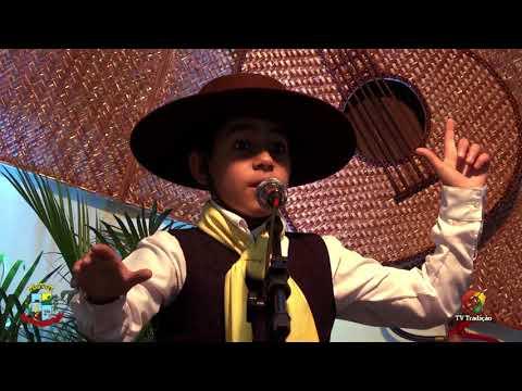 Diogo da Silva Rodrigues - Mirim - II Celeiro da Poesia Gaúcha - Domingo