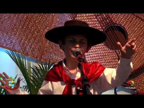 João Arthur Donadello - Mirim - II Celeiro da Poesia Gaúcha - Domingo