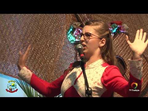 Amanda Fiametti - Juvenil - II Celeiro da Poesia Gaúcha - Domingo