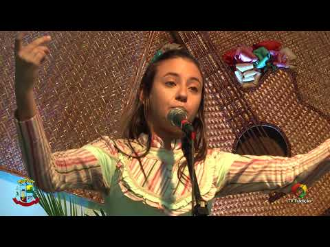 Maria Eduarda Barp - Juvenil - II Celeiro da Poesia Gaúcha - Domingo
