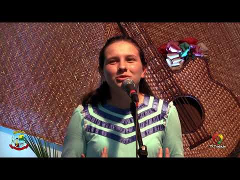 Maria Heloisa Witt - Juvenil - II Celeiro da Poesia Gaúcha - Domingo