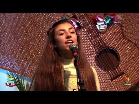 Ana Claudia de Macedo - Juvenil - II Celeiro da Poesia Gaúcha - Domingo