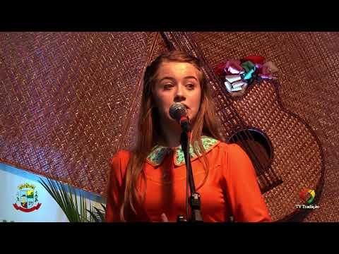Raissa Vivian - Juvenil - II Celeiro da Poesia Gaúcha - Domingo