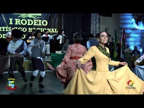 CTG Aruá - Veterana - 1º Rodeio de Abdon Batista - Domingo