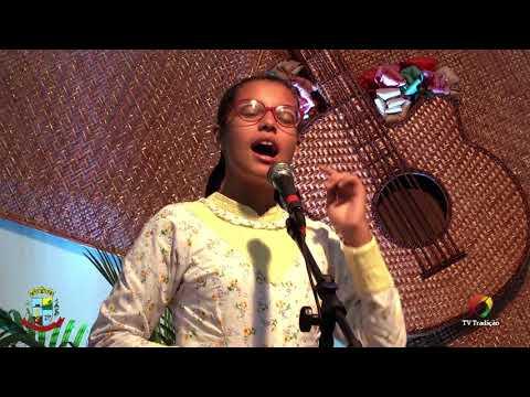 Camila Ribeiro Viana - Juvenil - II Celeiro da Poesia Gaúcha - Domingo
