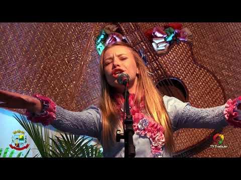 Laura Hahn Schu  - Juvenil - II Celeiro da Poesia Gaúcha - Domingo