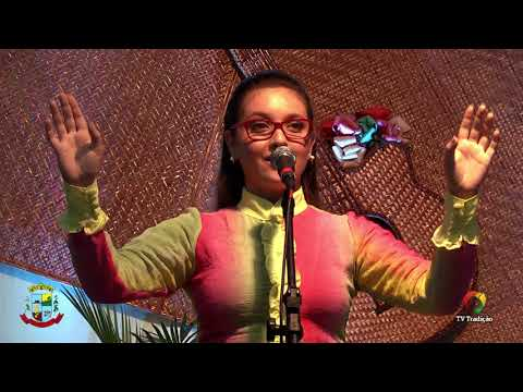 Luana Teodoro Honorato - Juvenil - II Celeiro da Poesia Gaúcha - Domingo