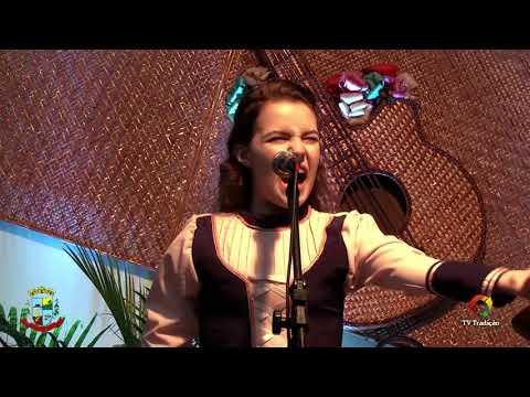 Laura Tedesco Bressan - Juvenil - II Celeiro da Poesia Gaúcha - Domingo