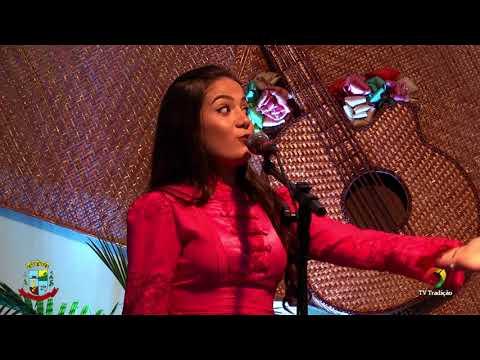 Vitoria Castilhos da Silva - Juvenil - II Celeiro da Poesia Gaúcha - Domingo