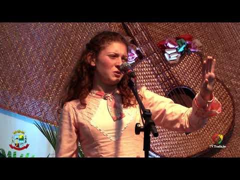 Gabriela Macedo - Juvenil - II Celeiro da Poesia Gaúcha - Domingo