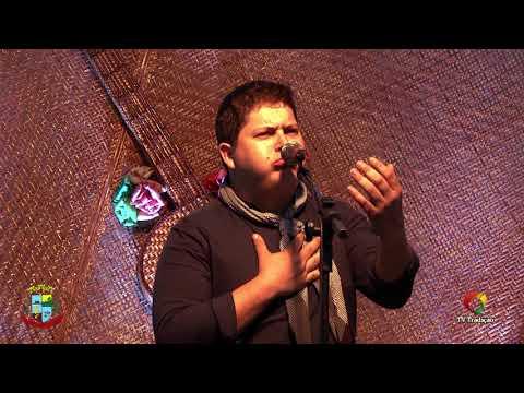 Jeferson Monteiro - Peão Adulto -II Festival Nacional de Declamadores do 6º Celeiro da Poesia
