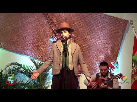 Diego Augusto Mundel - Adulto - II Festival Nacional de Declamadores do 6º Celeiro da Poesia