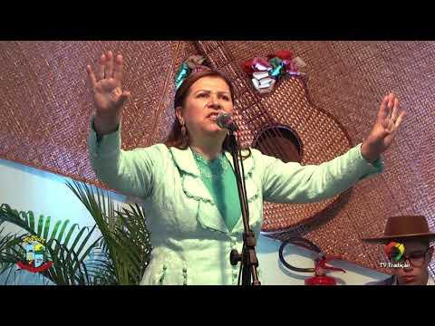 Suzete Aparecida Monteiro Pistor - Prenda Veterana - II Celeiro da Poesia Gaúcha - Sábado