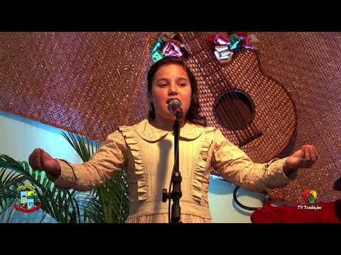 Paula Covatti Brustolin - Mirim - II Celeiro da Poesia Gaúcha - Domingo