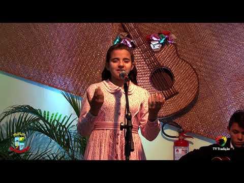 Brenda Micaela de Matias - Mirim - II Celeiro da Poesia Gaúcha - Domingo