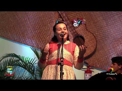 Nicole Borges de Liz - Mirim - II Celeiro da Poesia Gaúcha - Domingo
