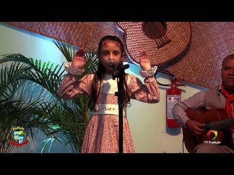 Bibiana Eulalia Stringhi Padilha - Mirim - II Celeiro da Poesia Gaúcha - Domingo