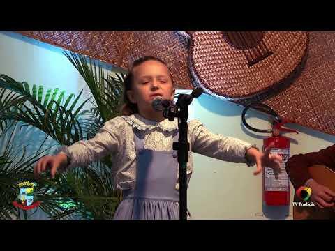 Dafne Pommerening Magnus - Mirim - II Celeiro da Poesia Gaúcha - Domingo
