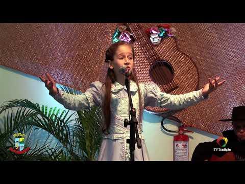 Marina Dertzbacher Renosto - Mirim - II Celeiro da Poesia Gaúcha - Domingo