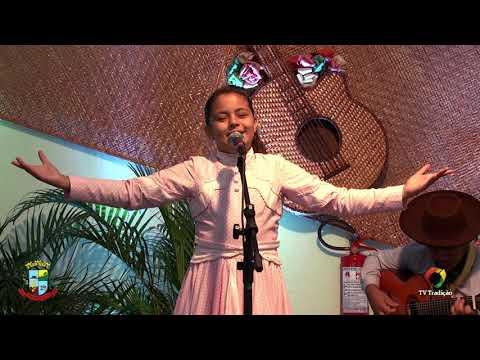 Brenda Pires de Carvalho - Mirim - II Celeiro da Poesia Gaúcha - Domingo