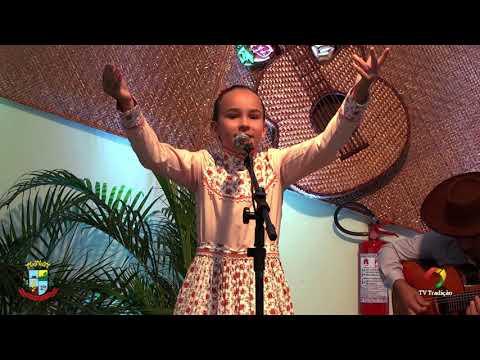 Evelyn Gomes de Almeida Abreu - Mirim - II Celeiro da Poesia Gaúcha - Domingo