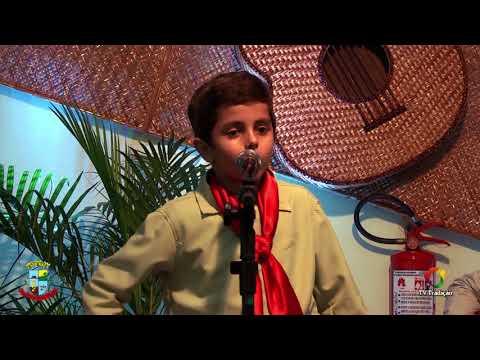 Davi Rodrigues - Mirim - II Celeiro da Poesia Gaúcha - Domingo